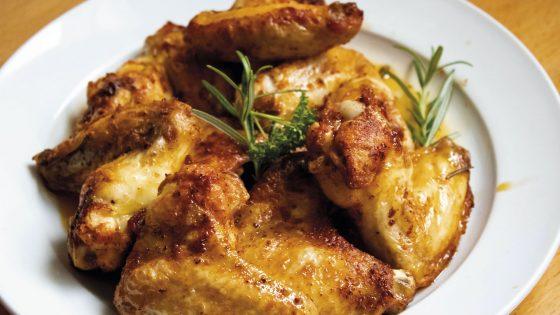 #Nutrirecetas: Pollo a la mostaza en 40 minutos
